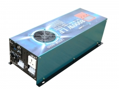 NEW ATS LF 8000W Pure Sine Wave Power Inverter DC 12V to AC 220V/230V/240V, 120A Charger