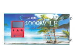 LF 4000W Pure Sine Wave Power Inverter DC 12V to AC 220V/230V/240V, with LCD display, 16000W Peak Power